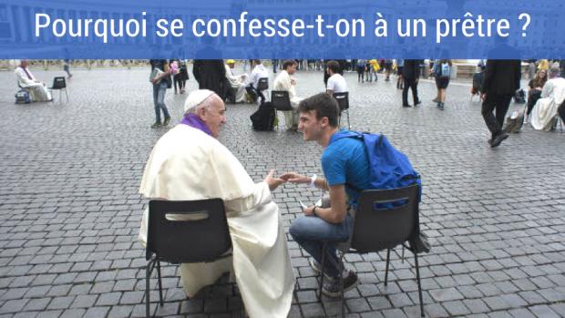 confesser prêtre