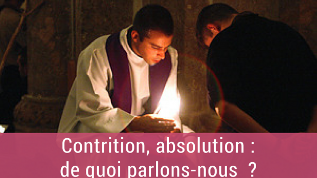 contrition absolution