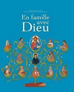 Couverture du livre En famille avec Dieu