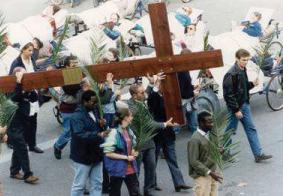 Croix des JMJ