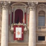 Pape au balcon