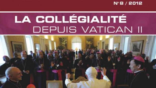 La collégialité depuis Vatican II - n°8 de 2012