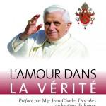 Couverture de l'encyclique Caritas in Veritate