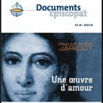 Documents Episcopat n°6 2013 couverture