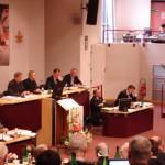 2e jour de l'Assemblée plénière : intervention de Robert Rochefort, sociologue