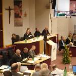 Assemblée plénière 5 novembre 2008