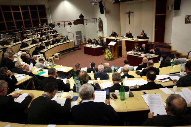 Assemblée plénière 2007 - Elections