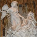 Statue de Sainte Thérèse d'Avila par le Bernin