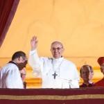 Election de Jorge Mario Bergoglio Pape François