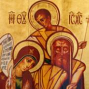 Icône de la Sainte Famille - 6ème Rencontre Mondiale des Familles