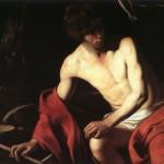 Saint Jean Baptiste par Le Caravage