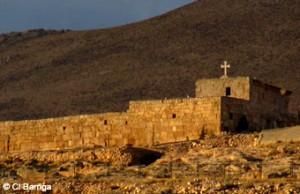 Eglise en Syrie