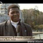 Interview de Monseigneur Edmond Djitanghar