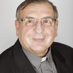 Mgr André Lacrampe, archevêque de Besançon