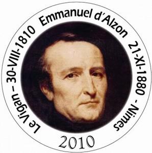 Logo Assomption 2010 P. Emmanuel d'Alzon