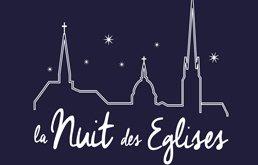 Logo nuit des églises 2014