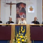 Vignette discours de Benoit XVI aux évêques