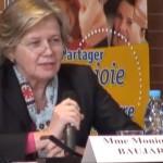 conférence de Monique Baujard, décembre 2010, Bordeaux