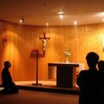 Adoration du Saint-Sacrement à la Maison Saint Jean-Baptiste