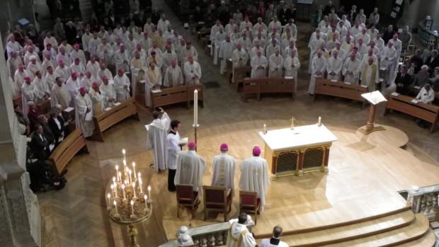 Messe_Assemblée plénière_CEF-Avril 2013