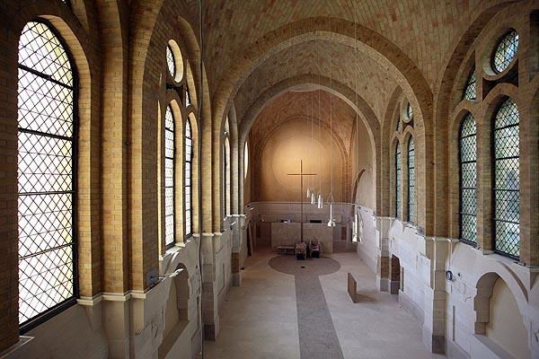 église: chapelle de la Maison de la Conférence