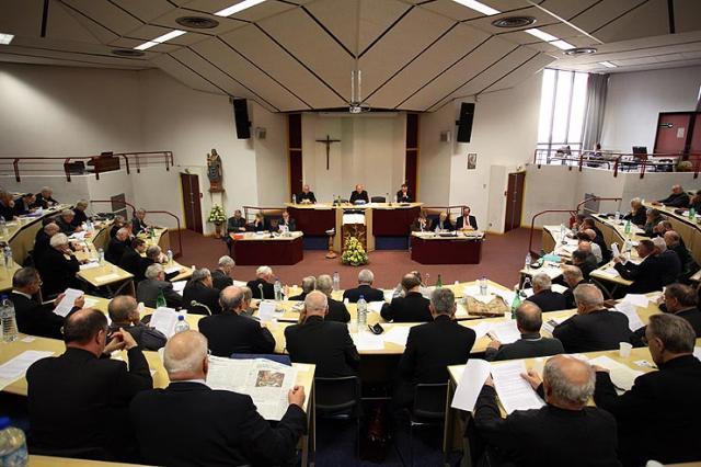CEF, assemblée plénière 2006