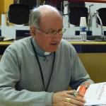 Mgr Philipe Mousset Pamiers AP Lourdes avril 2009