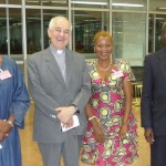 Mgr Jean-Yves Riocreux au Cameroun mars 2009