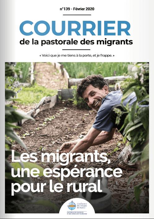 Le Courrier de la pastorale des migrants