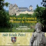 Mille ans d8217histoire à l8217abbaye de Solesmes