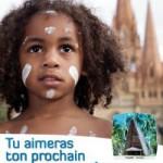 Affiche pour la semaine missionnaire mondiale 2011