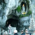 Prière à La grotte