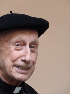 Cardinal Etchegaray