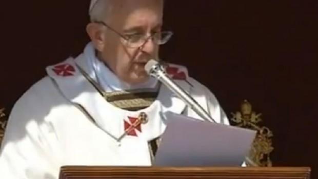 Pape François_Homélie du 28 avril 2013
