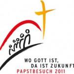 logo du voyage de Benoit XVI en Allemagne