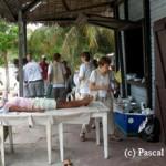 Intention de prière Missionnaire - Les personnels de santé