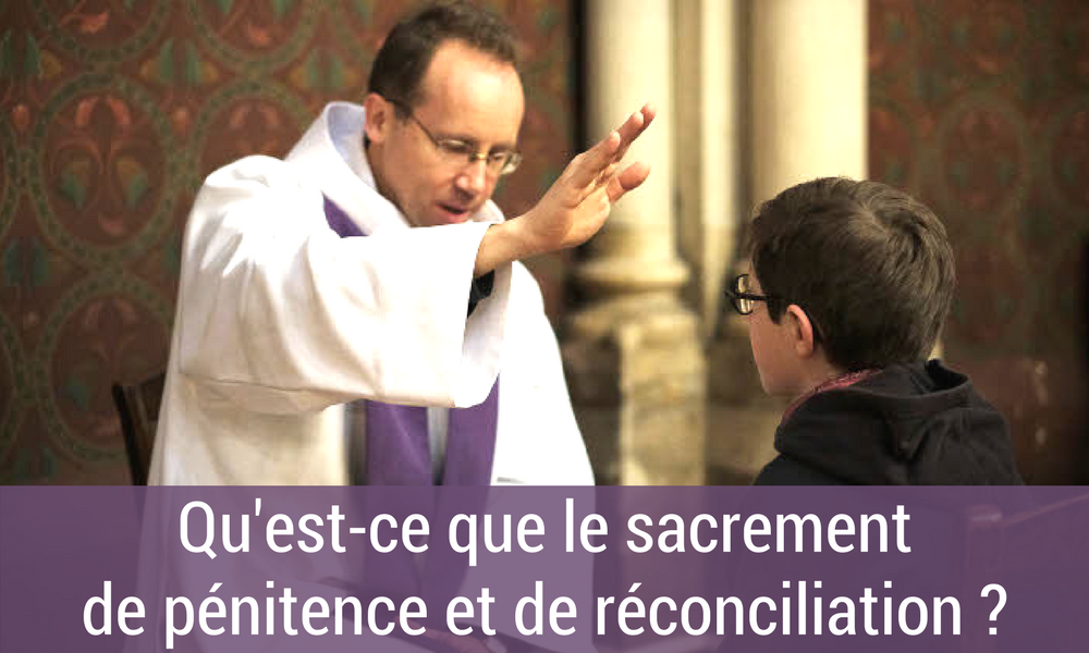 pénitence réconciliation