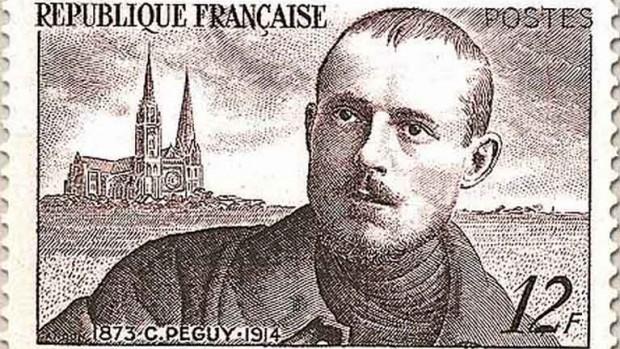 Charles Peguy - timbre postal