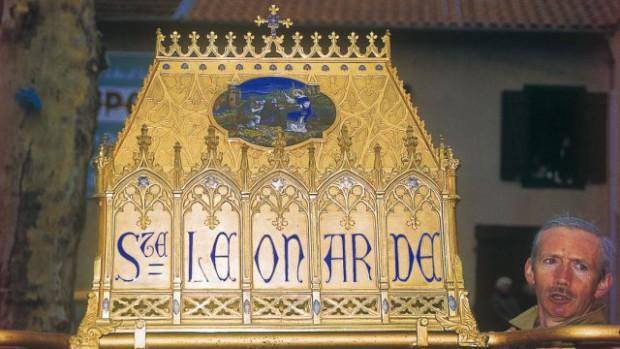 Reliquaire de St Léonard