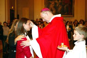 Devenir catholique en tant qu'adulte