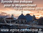 synode moyen orient