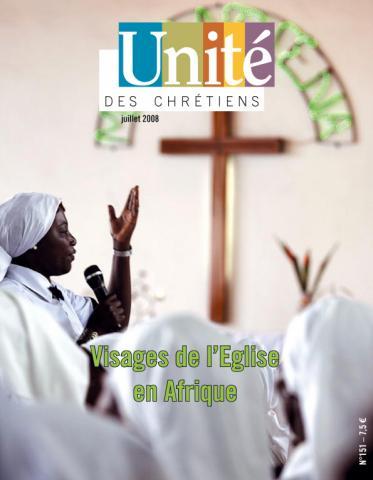 Unité des chrétiens Juillet 2008