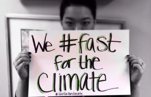 Fast for the climate
