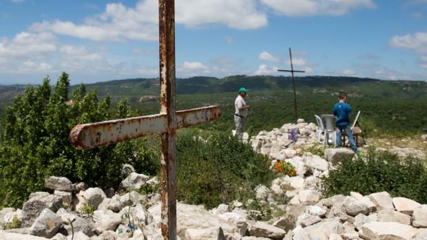 Pâques à Iqrit, Israël