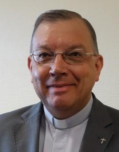 Mgr Gusching, évêque de Verdun