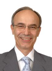 Nabil Antaki, médecin syrien, directeur d'un hôpital à Alep, membre de lma communauté chrétienne des Maristes Bleus