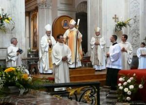 Ordination épiscopale de Mgr Gusching