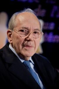 L'économiste Michel Camdessus, ancien directeur général du FMI, Gouverneur honoraire de la Banque de France.