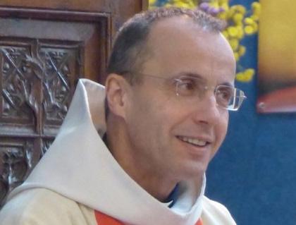 Mgr Jean-Marc Eychenne, évêque de Pamiers