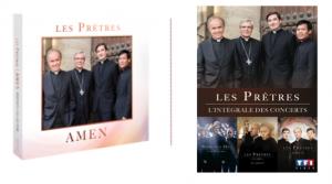 nouvel album des prêtres Amen